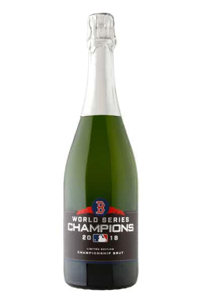 Boston Red Sox World Series Championship Brut