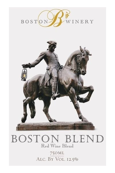 Boston Winery Red Blend
