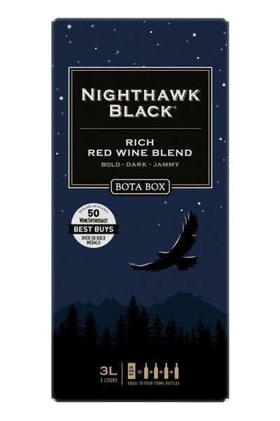 Bota Box Nighthawk Rich Red Wine Blend