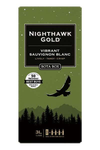 Bota Box Nighthawk Gold Vibrant Sauvignon Blanc
