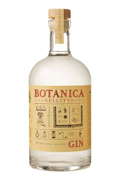 Botanica Spiritvs Barrel-Aged Gin