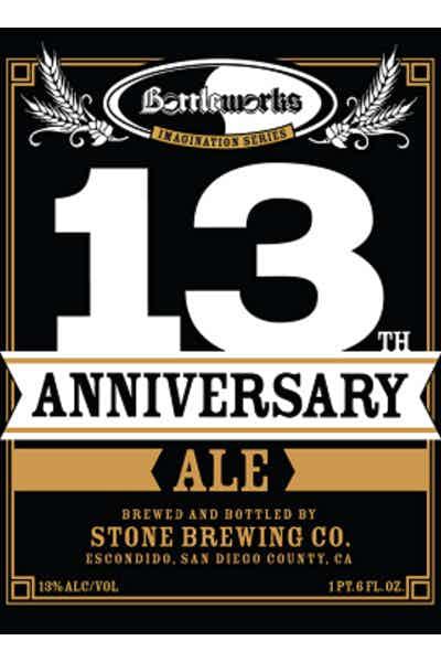 Bottleworks 13th Anniversary Ale