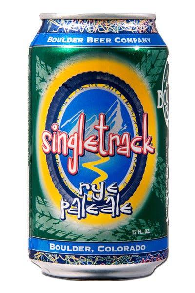 Boulder Beer Singletrack Rye Pale Ale