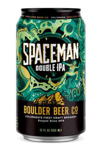 Boulder Spaceman Double IPA
