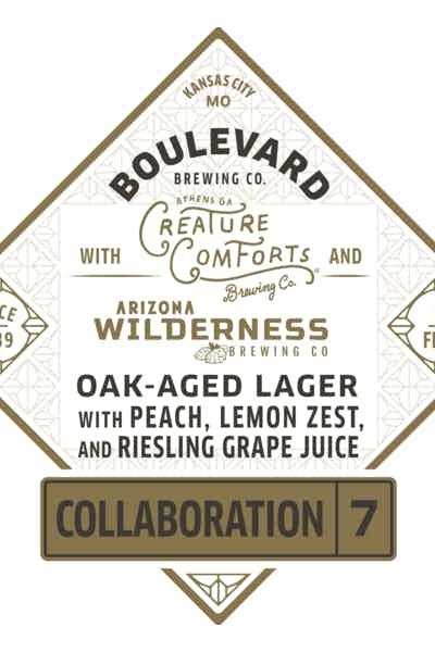 Boulevard Collaboration #7 Oak Aged Lager