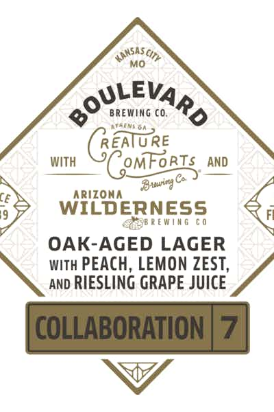 Boulevard Collaboration #7 Oak Aged Lager