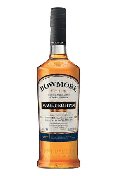 Bowmore Atlantic Sea Salt Vault Edition