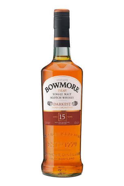 Bowmore Darkest 15 Year