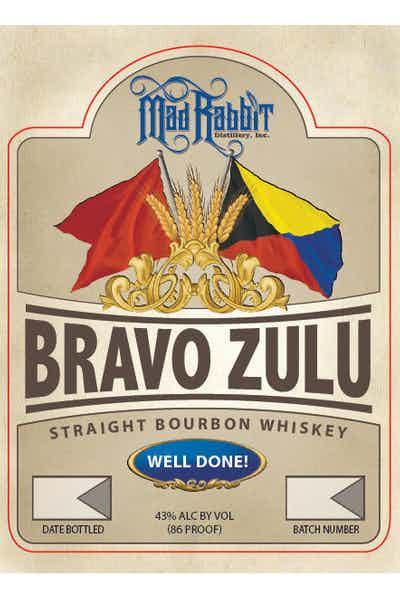 Mad Rabbit Bravo Zulu Bourbon
