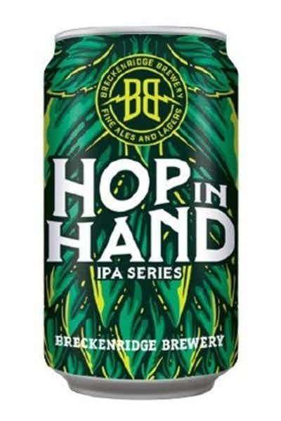 Breckenridge Brewery Hop In Hand Tropical IPA