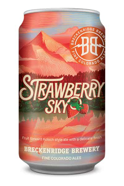 Breckenridge Brewery Strawberry Sky