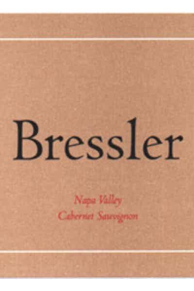 Bressler Napa Valley Cabernet Sauvignon