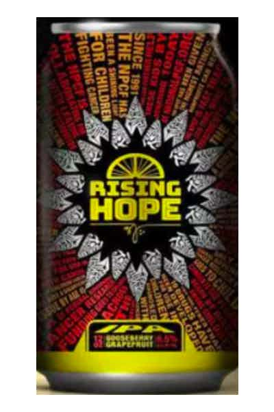 Brew Bus Rising Hope IPA