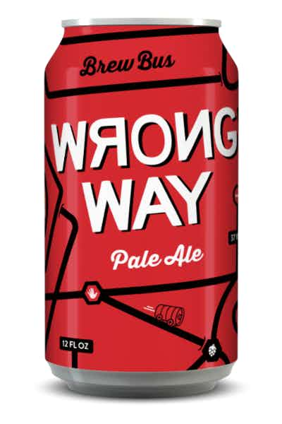Brew Bus Wrong Way Citra Pale Ale