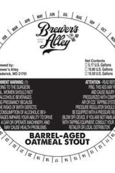 Brewers Alley Oatmeal