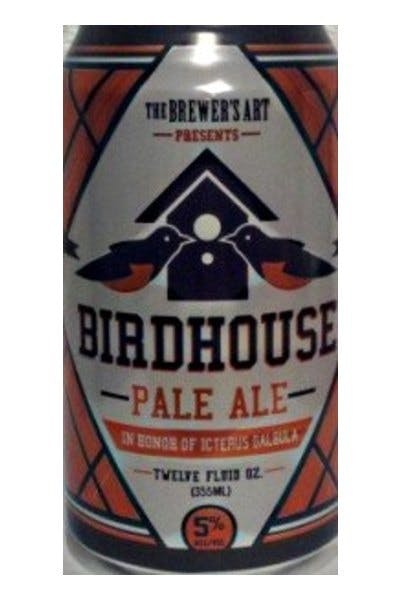 Brewer's Art Birdhouse Pale Ale