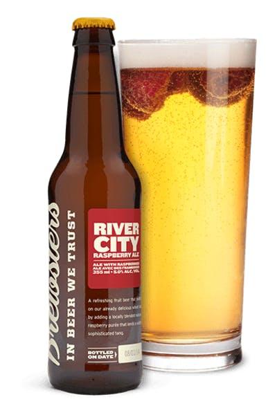 Brewster's River City Raspberry Ale