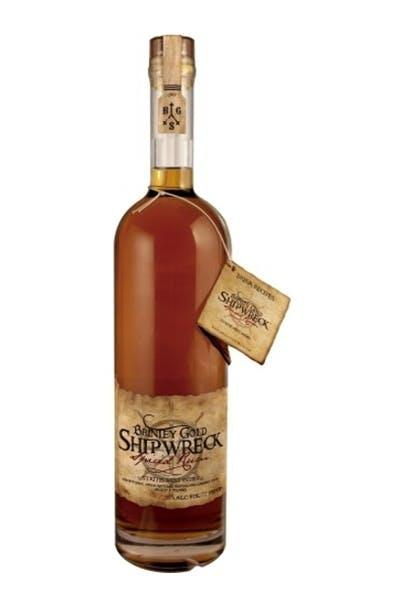 Brinley Gold Shipwreck Spiced Rum