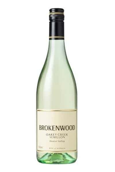 Brokenwood Semillon Oakley Creek 2008