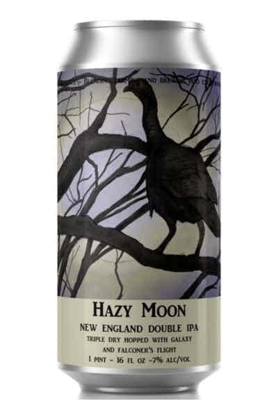 Brookeville Beer Farm Hazy Moon