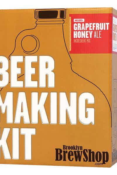 Brooklyn Brew Kit   Grapefruit Honey Ale