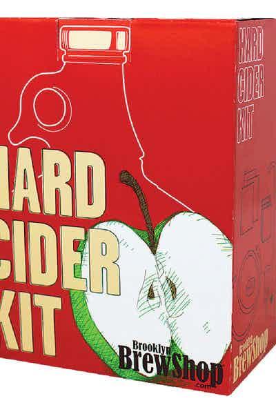 Brooklyn Brew Kit   Hard Cider