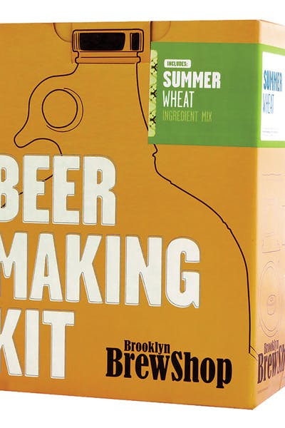 Brooklyn Brew Kit   Summer Wheat