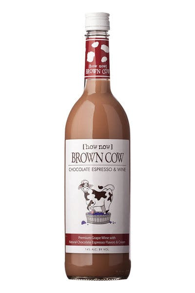 Brown Cow Chocolate Espresso Wine