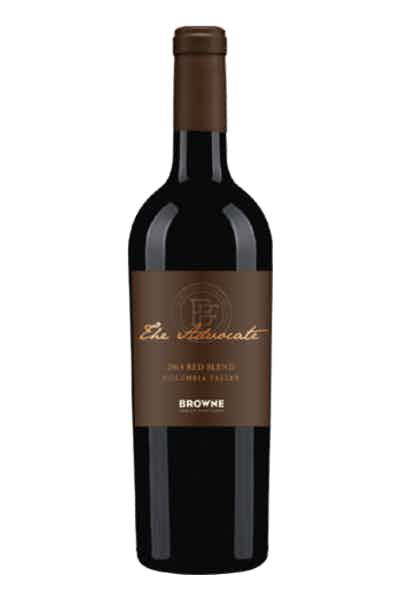 Browne Family The Advocate Red Blend