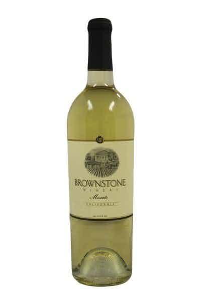 Brownstone California Moscato