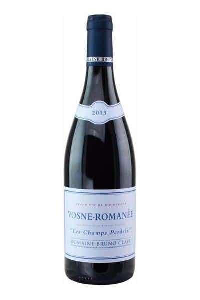 Bruno Clair Vosne Romanee Champs Pedrix 2013