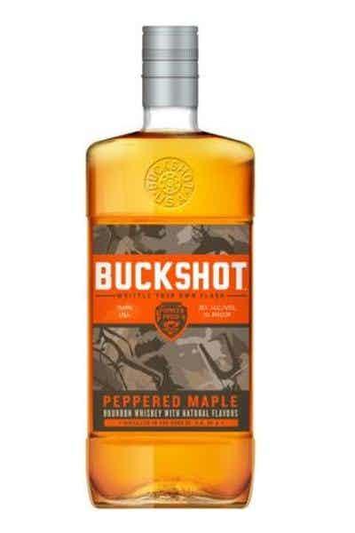 Buckshot Bourbon Peppered Maple