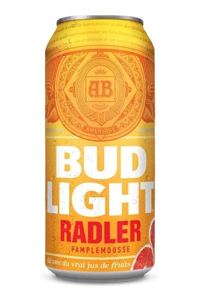 Bud Light Radler Grapefruit Blend