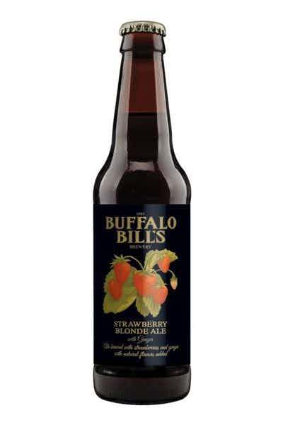 Buffalo Bill's Strawberry Blonde Ale