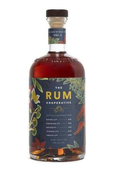 Bully Boy Distillers The Rum Cooperative Volume I