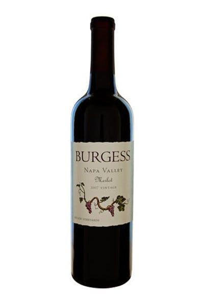 Burgess Merlot