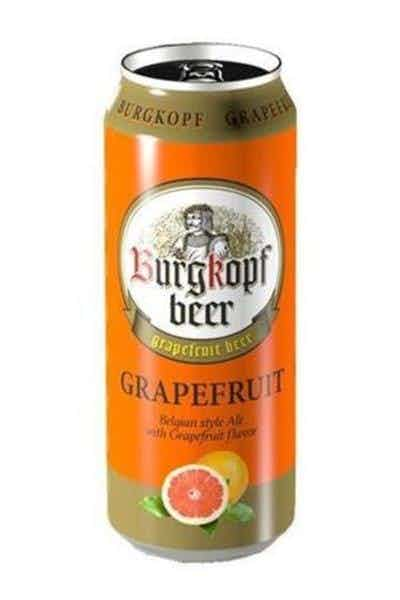 Burgkopf Grapefruit Beer