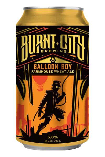 Burnt City Balloon Boy