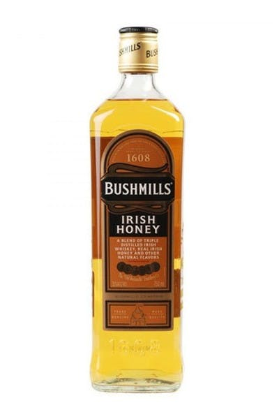 Bushmills Irish Honey Whiskey