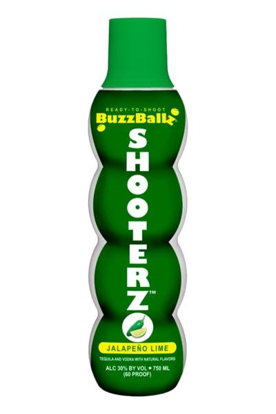 Buzzballz Shooterz Jalapeno Lime