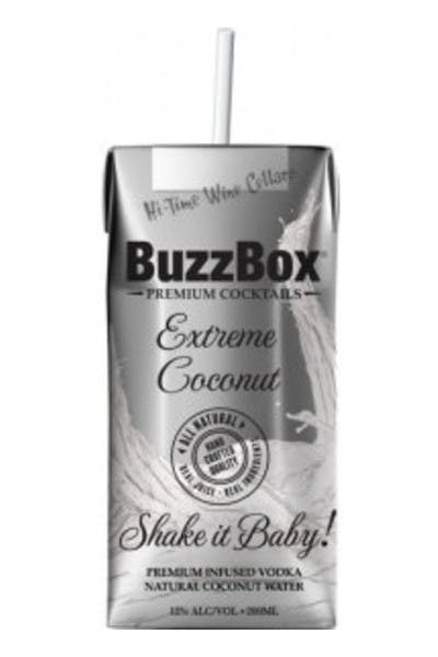 Buzzbox Coconut Cocktail