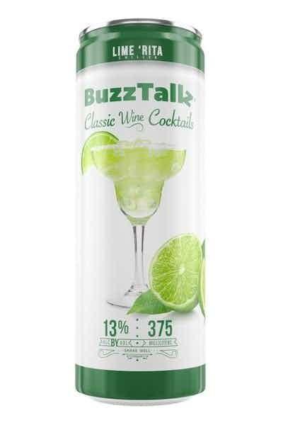 Buzztallz Lime Rita Wine Cocktail