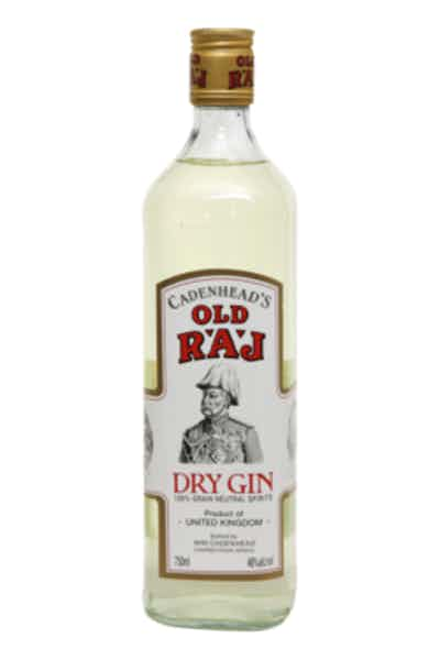 Cadenhead's Old Raj 92 Proof Gin