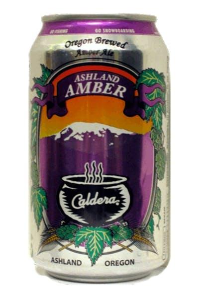 Caldera Ashland Amber
