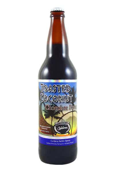 Caldera Toasted Coconut Chocolate Porter