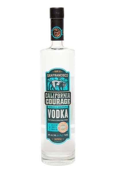 California Courage Small Batch Vodka