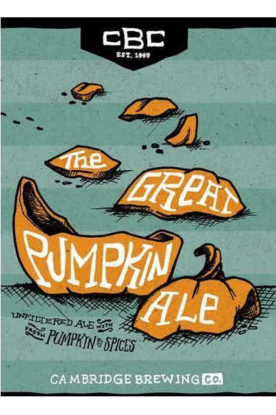 Cambridge Brewing Company Great Pumpkin Ale