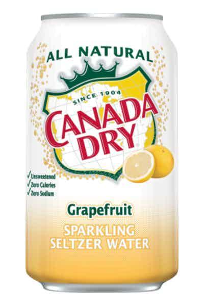 Canada Dry Grapefruit Seltzer