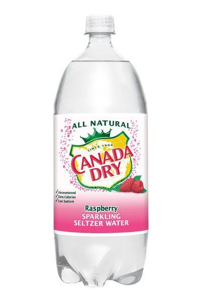 Canada Dry Raspberry Seltzer