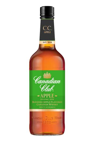 Canadian Club Apple Whisky